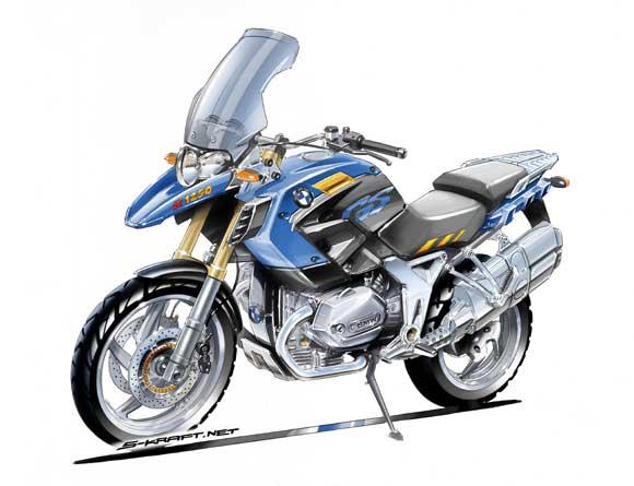 bmw gs1250 nowosc polonijnych motocyklistow w usa. Black Bedroom Furniture Sets. Home Design Ideas